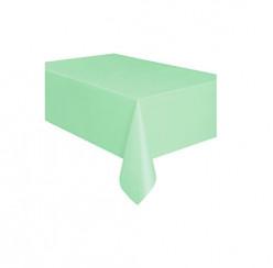 Toalha Plástica Festa Verde Menta