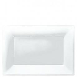 Travessa Plástica Transparentes 32cm
