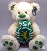 Urso Peluche 20 cm Sporting