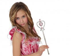 Varinha Princesa Coração