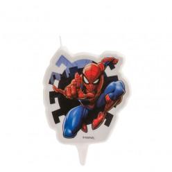 Vela 2D Spiderman
