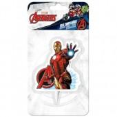 Vela aniversário 2D Avengers
