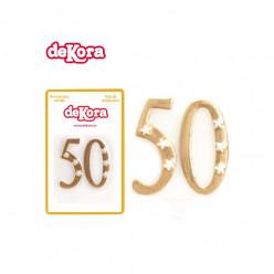 Vela Aniversário 50 anos
