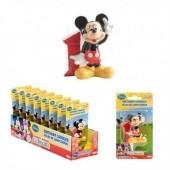 Vela aniversário Mickey 3D Nº1