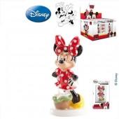 Vela aniversário Minnie 3D
