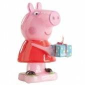Vela aniversário Porquinha Peppa