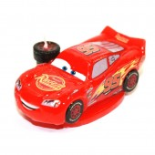 Vela Faisca Cars McQueen 3D