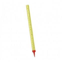 Vela Foguete Sparkler Dourado 25cm