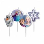 Velas Aniversário Frozen