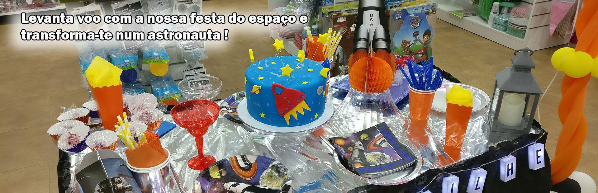 Festa Espaço e Astronautas