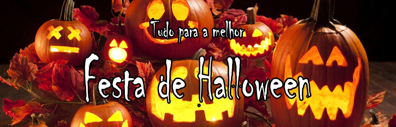 Artigos para Festas Halloween